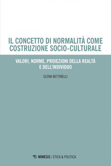Il concetto di normalità come costruzione socio-culturale ePub