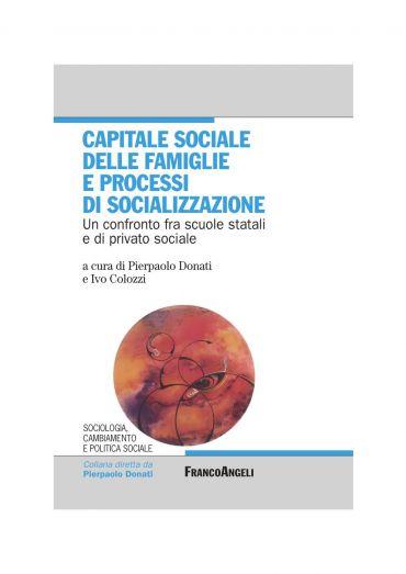 Capitale sociale delle famiglie e processi di socializzazione. U