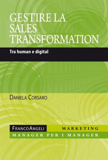Gestire la sales transformation ePub