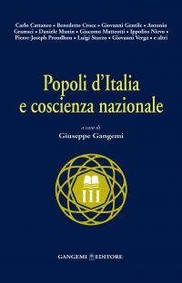 Popoli d'Italia e coscienza nazionale