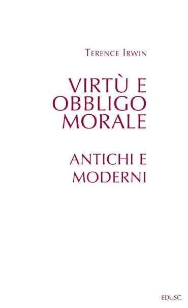 Virtù e obbligo morale ePub
