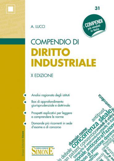 Compendio di Diritto Industriale ePub