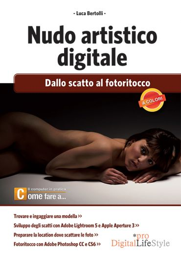 Nudo artistico digitale ePub