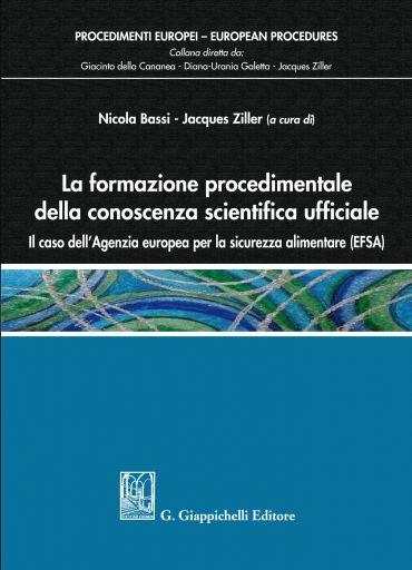 La formazione procedimentale della conoscenza scientifica uffici
