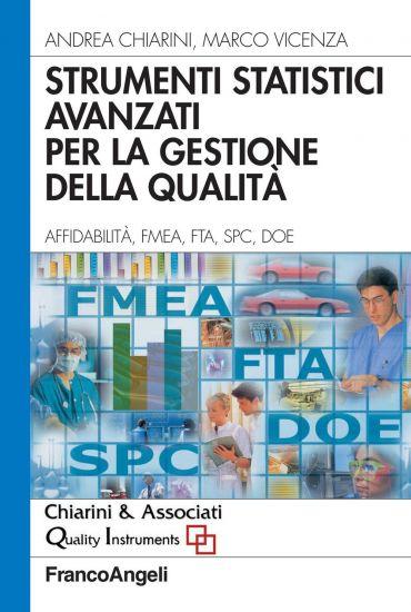 Strumenti statistici avanzati per la gestione della qualità. Aff