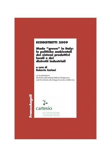 Ecodistretti 2009. Made