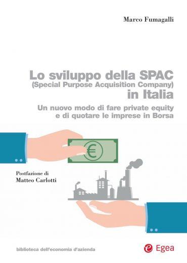 Lo sviluppo della SPAC (Special Purpose Acquisition Company) in