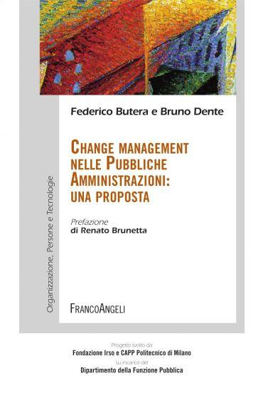 Change management nelle pubbliche amministrazioni: una proposta