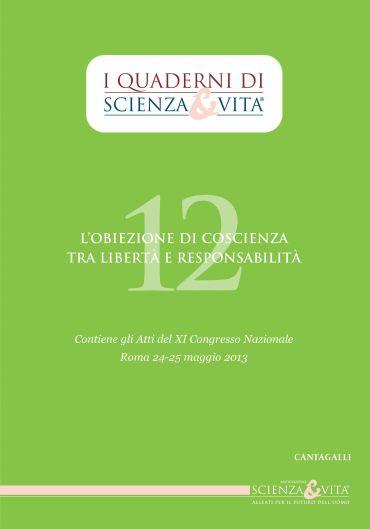 I Quaderni di Scienza & Vita 12