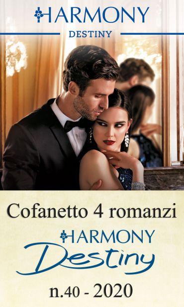 Cofanetto 4 Harmony Destiny n. 40/2020 ePub