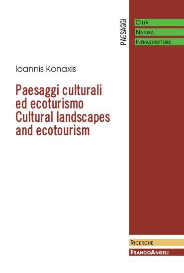 Paesaggi culturali ed ecoturismo ePub