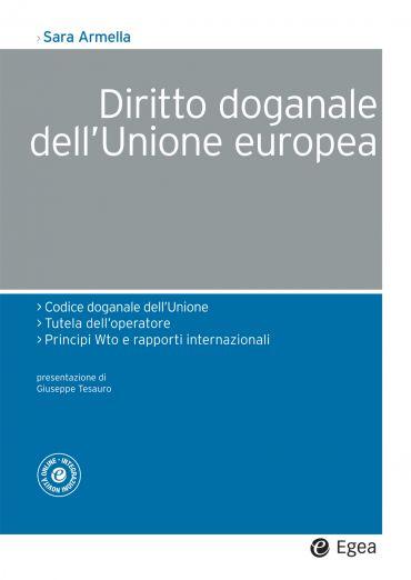 Diritto doganale dell'Unione europea ePub