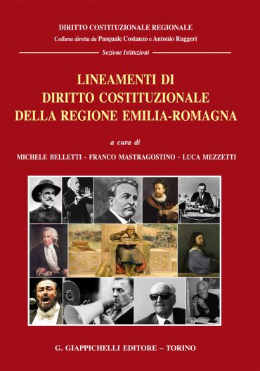 Lineamenti di diritto costituzionale della Regione Emilia-Romagn