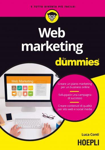 Web Marketing for dummies ePub