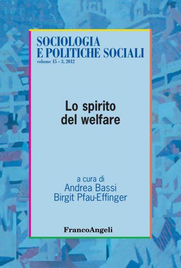 Lo spirito del welfare