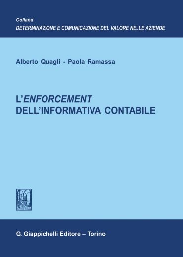 L'enforcement dell'informativa contabile