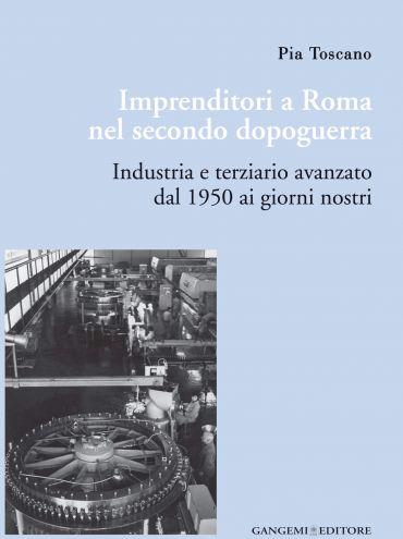Imprenditori a Roma nel secondo dopoguerra ePub