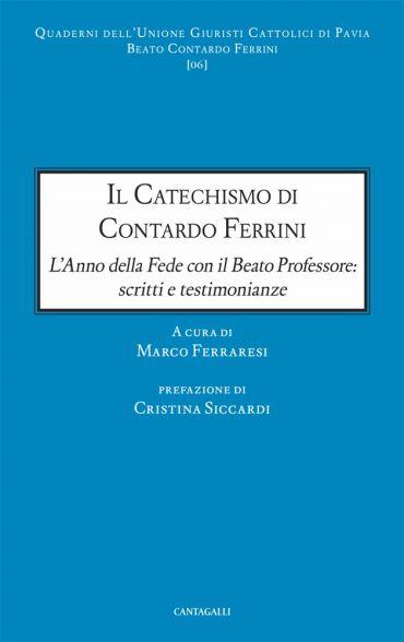 Il Catechismo di Contardo Ferrini