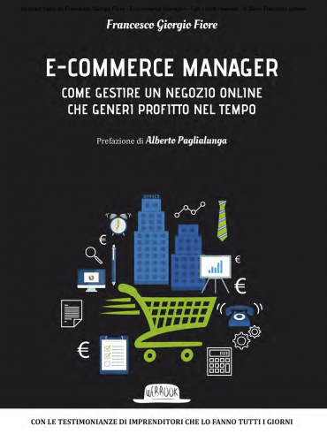 E-commerce Manager: Come gestire un negozio online che generi pr