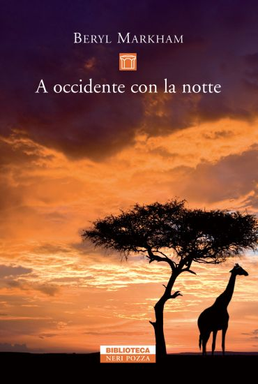 A occidente con la notte ePub