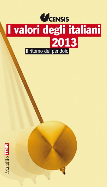 I valori degli italiani 2013 ePub