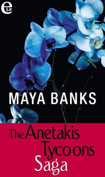 The Anetakis Tycoons Saga (eLit) ePub