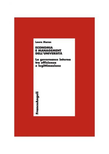 Economia e management dell'università. La governance interna tra