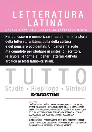 TUTTO- Letteratura latina ePub