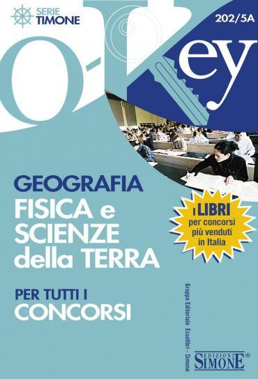 Geografia fisica e Scienze della Terra