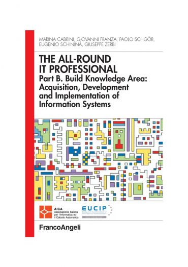 The all-round it professional. Part B. Build knowledge Area: Acq