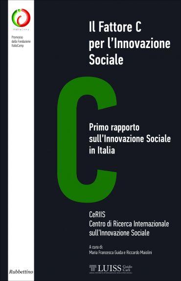 Il Fattore C per l'Innovazione Sociale ePub