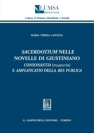 Sacerdotium nelle Novelle di Giustiano
