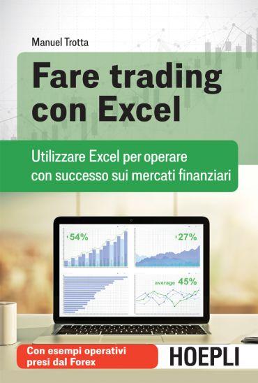Fare trading con excel ePub
