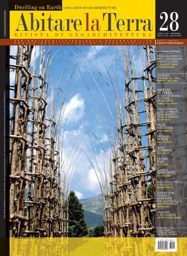 Abitare la Terra n.28/2011. Dwelling on Earth