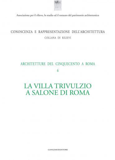 La Villa Trivulzio a Salone di Roma