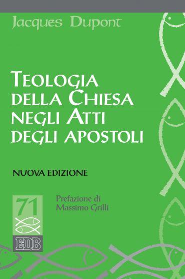 Teologia della Chiesa negli Atti degli apostoli ePub