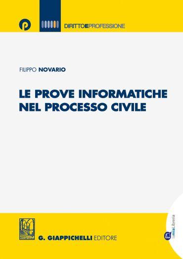 Le prove informatiche nel processo civile ePub