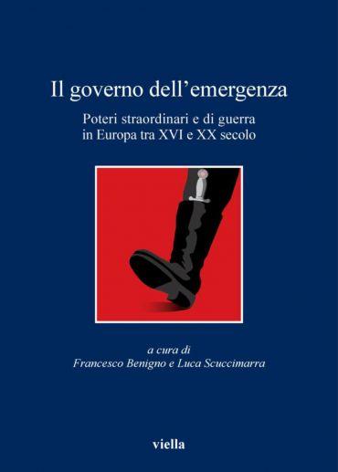 Il governo dell'emergenza
