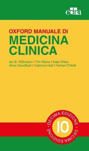 Oxford Manuale di medicina clinica ePub