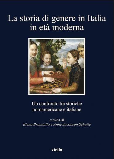 La storia di genere in Italia in età moderna ePub