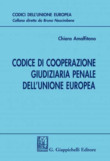 Codice di cooperazione giudiziaria penale dell'Unione europea eP