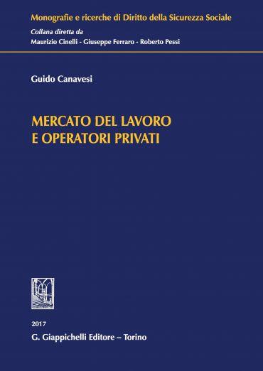 Mercati del lavoro e operatori privati