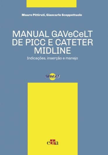 Manual GAVeCeLT  de PICC e cateter  MIDLINE ePub