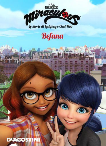 Befana (Miraculous: le storie di Ladybug e Chat Noir) ePub