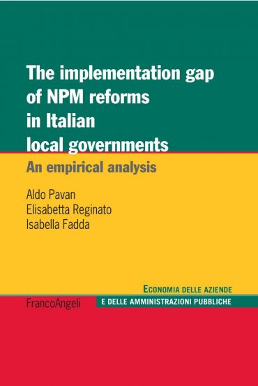 The implementation gap of NPM reforms in italian local governmen