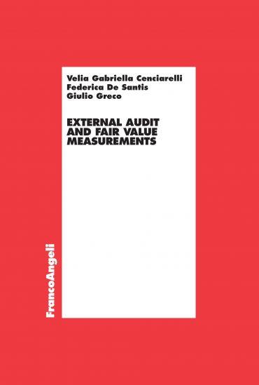 External audit and fair value measurements
