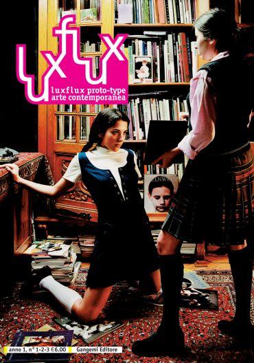 Luxflux Prototype arte contemporanea  Anno I, n. 1-2-3/2003 ePub