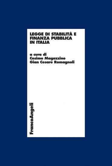 Legge di stabilità e finanza pubblica in Italia