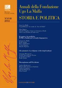 Annali della Fondazione Ugo La Malfa XXVII - 2012