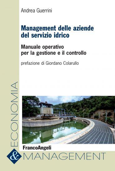 Management delle aziende del servizio idrico